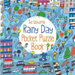 Rainy Day Puzzle Book