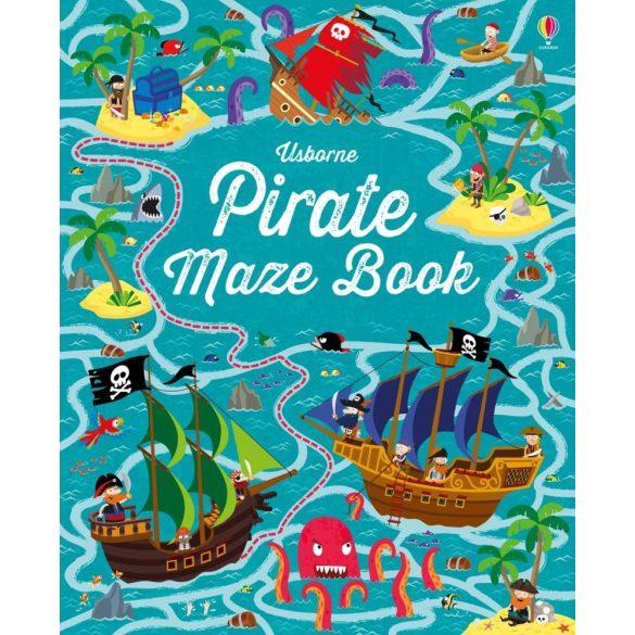 Pirate Maze Book