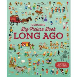 Big Picture Book Long Ago