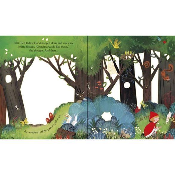 Peep Inside A Fairy Tale: Little Red Riding Hood