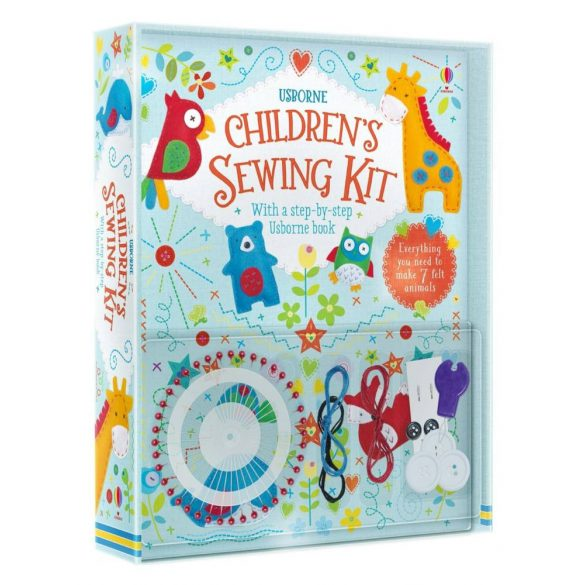Children's sewing kit