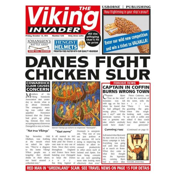 The Viking Invader