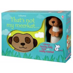 That's Not My Meerkat... Book and Toy