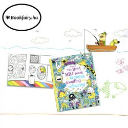 Best Big Book of Drawing, Doodling and Colouring