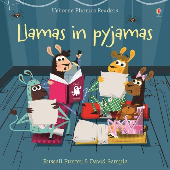 Llamas in Pyjamas and Other Tales With CD