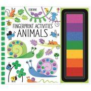 Fingerprint Activities Animals