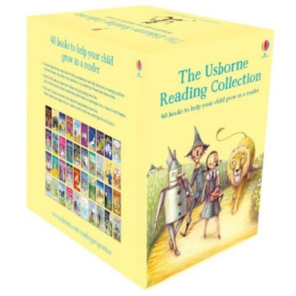 The Usborne Reading Collection 3