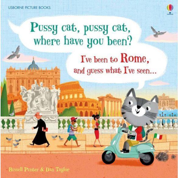 Pussy Cat, Pussy Cat... Rome