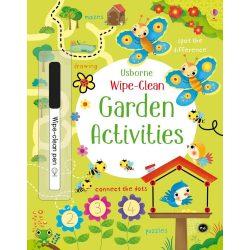 Wipe-Clean Garden Activities