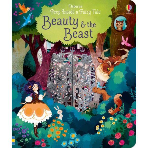 Peep Inside A Fairy Tale: Beauty And The Beast