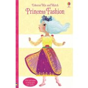 Princess Fashion Mix and Match Book