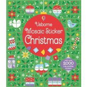 Mosaic sticker Christmas