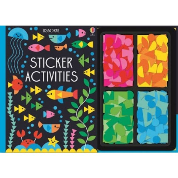 Sticker Activities Animals