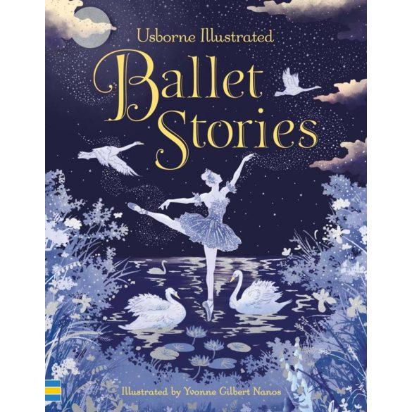 Illustrated Ballet Stories