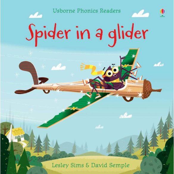 Spider in a Glider