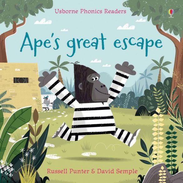 Ape's Great Escape
