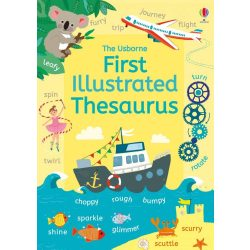 First illustrated thesaurus
