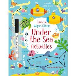 Wipe-Clean Under The Sea Activities