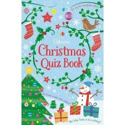 Christmas Quiz Book