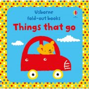 Usborne fold-out Things that go