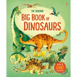 Big book of dinosaurs