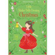 Little Sticker Dolly Dressing Christmas