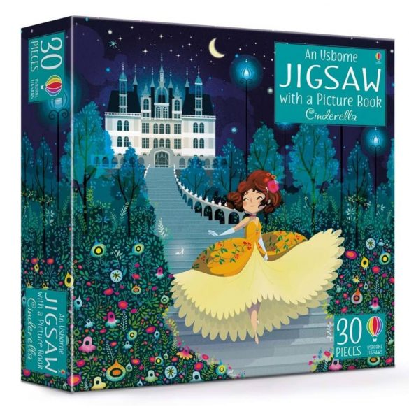 Cinderella Picture Book and Jigsaw