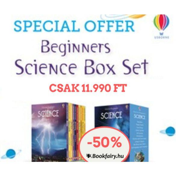 Beginners Science Box Set