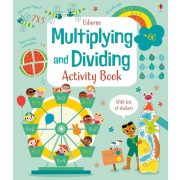 Multiplying and Dividing Activity Book