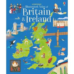 Usborne illustrated atlas of Britain and Ireland