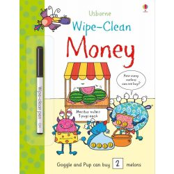 Wipe-clean Money