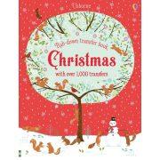 Christmas - Rub-down transfers book