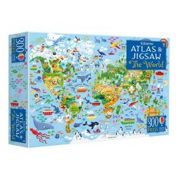 The World Atlas and Jigsaw