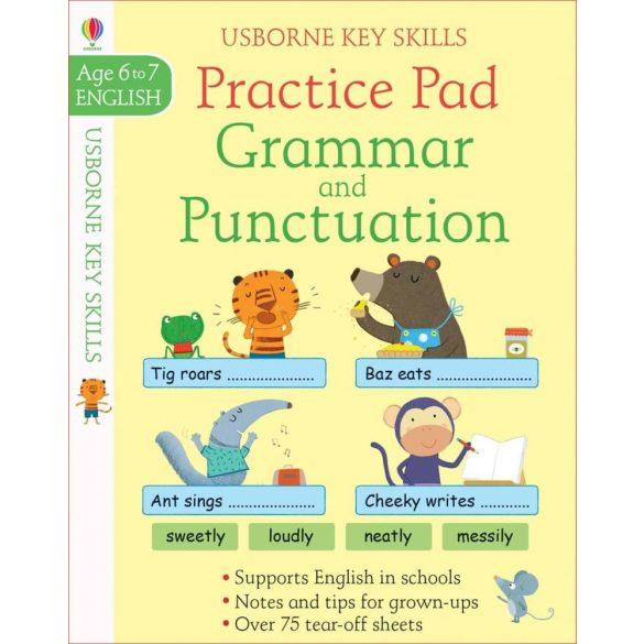 Grammar and Punctuation Practice Pad 6-7