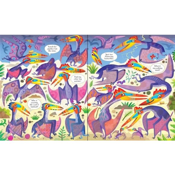 Dinosaurs Puzzle Book and Jigsaw