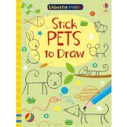 Stick pets to draw
