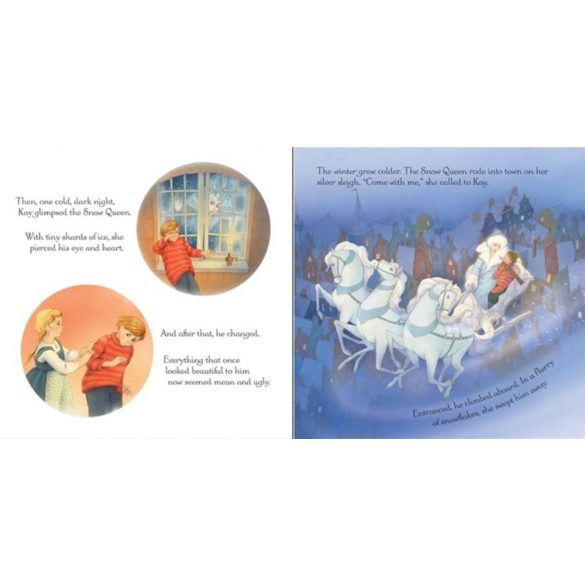 The Snow Queen Picture Book and Jigsaw