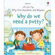 Lift-the-flap - Why do we need a potty?