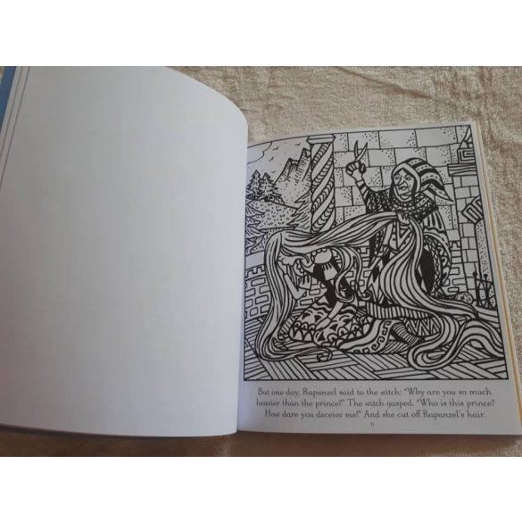 Rapunzel Magic Painting