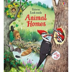 Look Inside Animal Homes