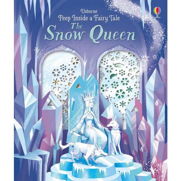 Peep Inside a Fairy Tale Snow Queen