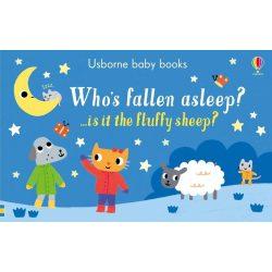 Who's Fallen Asleep?