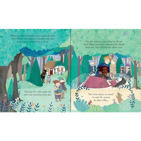 Peep Inside a Fairy Tale - Snow White and the Seven Dwarfs