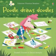 Poodle Draws Doodles