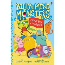 Billy and the Mini Monsters – Monsters at the Seaside