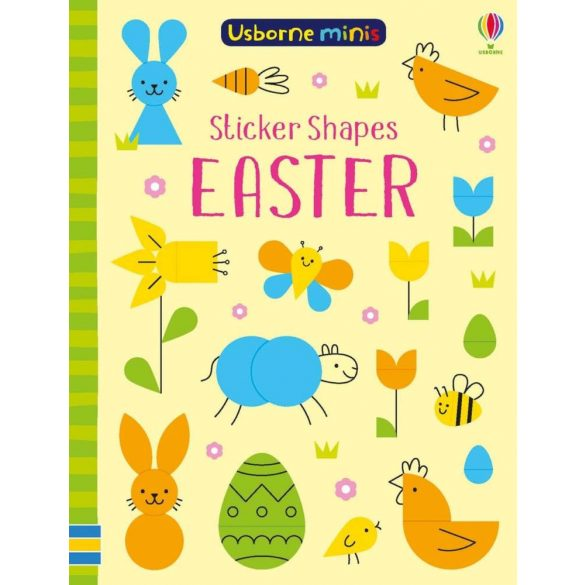 Sticker Shapes Easter