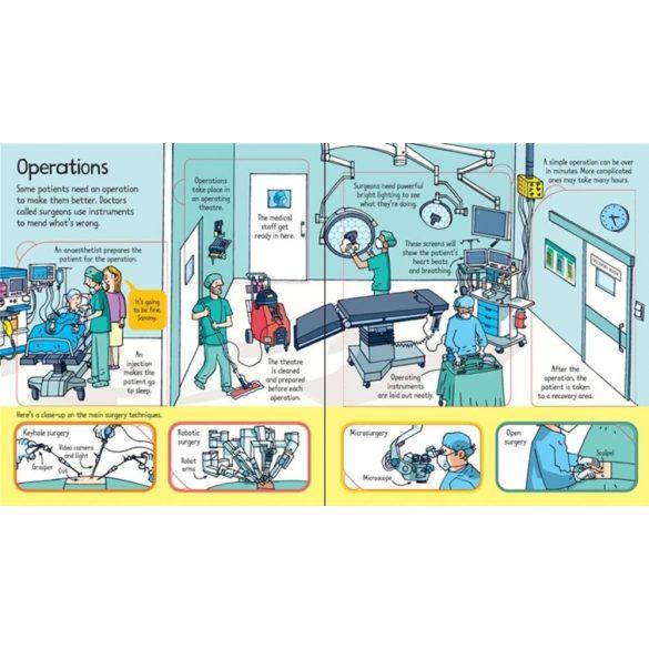 Look Inside a Hospital