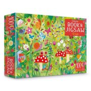 Bugs puzzle book and jigsaw