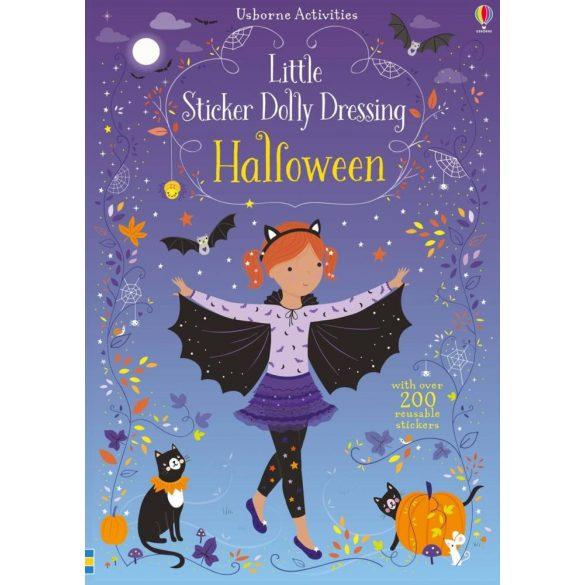 Little Sticker Dolly Dressing - Halloween