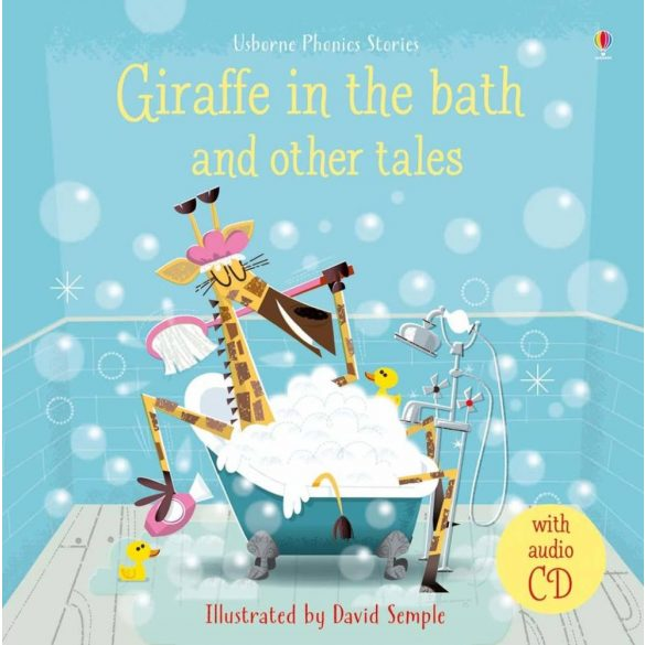 Giraffe in the Bath and Other Tales With CD